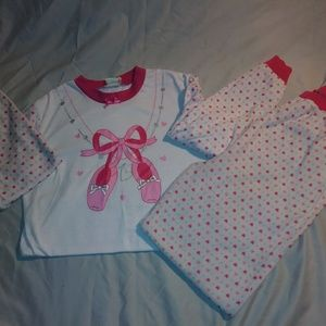 Other - Heart Pajamas Size 12